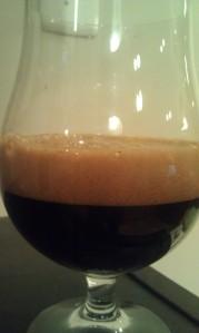 merry mischief glass
